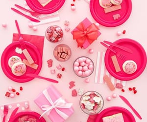 party, table setting, and party decor image