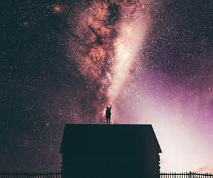 home, stars, and alternativ image