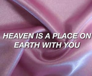 heaven, on, and place image