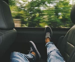 car, tumblr, and vans image