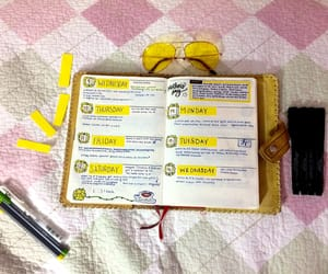 may, planner, and yellow image