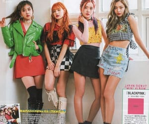 kpop, lisa, and jisoo image