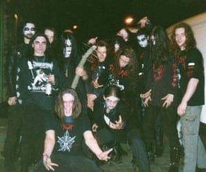 Black Metal, Emperor, and cradle of filth image