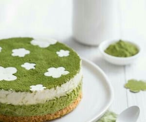 cake, Dream, and green image