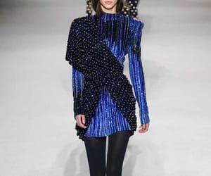 Balmain, fashion, and runway image