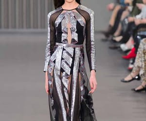 Couture, fashion, and runway image