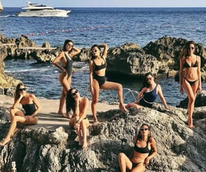adventure, beauty, and bikini image