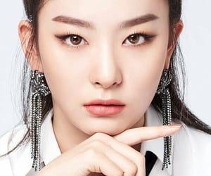 asian girl, kpop, and makeup image