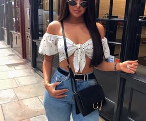 clothes, jeans, and summer style image
