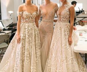 bridal, girl, and wedding image
