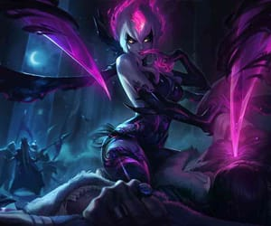 evelynn, lol, and league of legends image