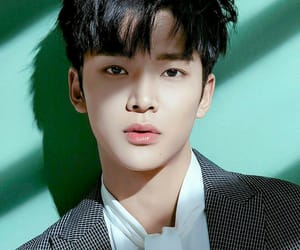 asian, green, and kpop image