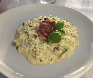basil, italy, and risotto image