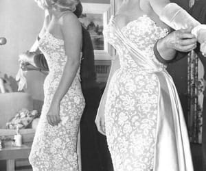 icon, Marilyn Monroe, and dress image