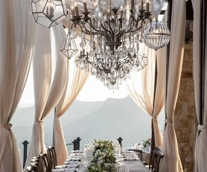 wedding and dinner image