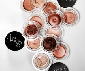 makeup, nars, and beauty image