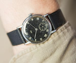 etsy, black watch, and montre homme image