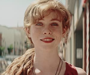 ginger, red head, and sophia lillis image