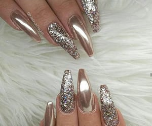 claws, coffin nails, and crome image