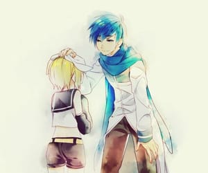 big brother, kaito, and vocaloid image