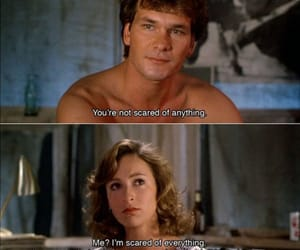 dirty dancing, love, and quotes image