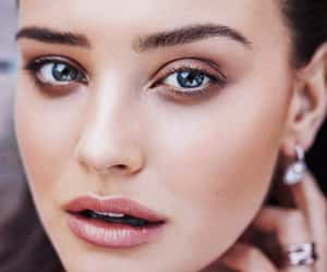 glamour, katherine langford, and 13 reasons why image
