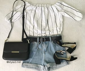 spring, summerfashion, and springoutfit image