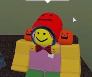 reaction, meme, and roblox image