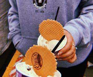 summer, tumblr, and ice cream image