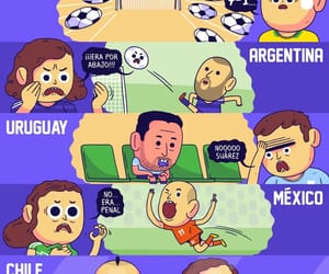 argentina, brasil, and chile image