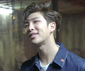 rm, bts, and kim namjoon image