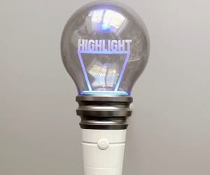 highlight, kpop, and lightsticks image