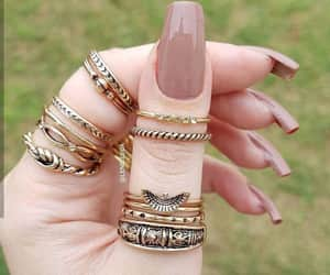 bijoux, jewelry, and rings image