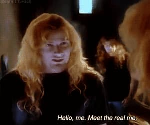 dave mustaine, gif, and metal music image