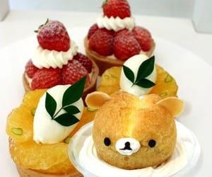 comida, oso, and kawaii image