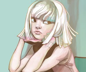 art, drawing, and ️sia image