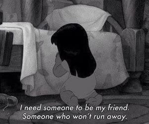 friends, lilo, and quotes image