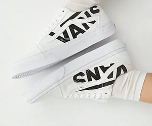 sneakers, vans, and fashion image