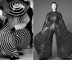 bauhaus, david bowie, and music image