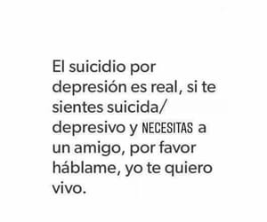 suicide, suicidio, and depresion image
