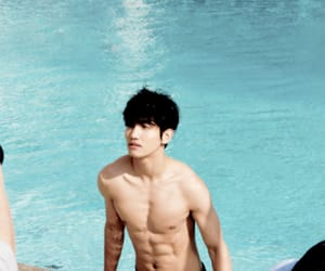 kpop, sexy, and max changmin image