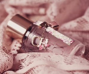 pink, perfume, and pretty image