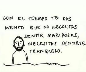 frases en español and tranquilidad image
