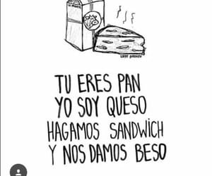 Besos and frases en español image