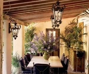 aesthetic, decor, and dining image