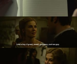 rosamund pike and gone girl image