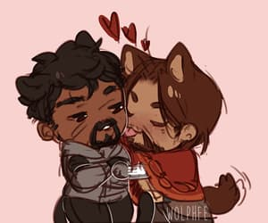 mcreyes, mcreaper, and long time no draw image