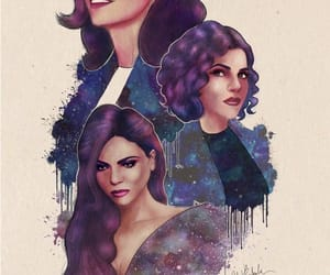 girls, Queen, and storybrook image