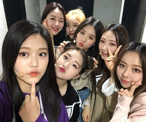 girls, kpop, and jinsoul image