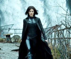 underworld, movie, and selene image